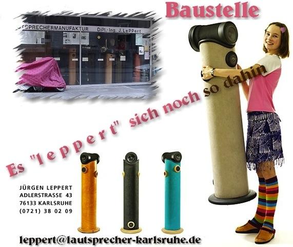 Lautsprecher Karlsruhe